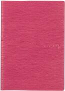 ESダイアリー2019-1月 B6変 見開き1ヶ月 ノート ピンク