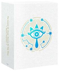 【先着特典】ゼルダの伝説 ブレス オブ ザ ワイルド オリジナルサウンドトラック (初回数量限定生産盤 CD+プレイ…