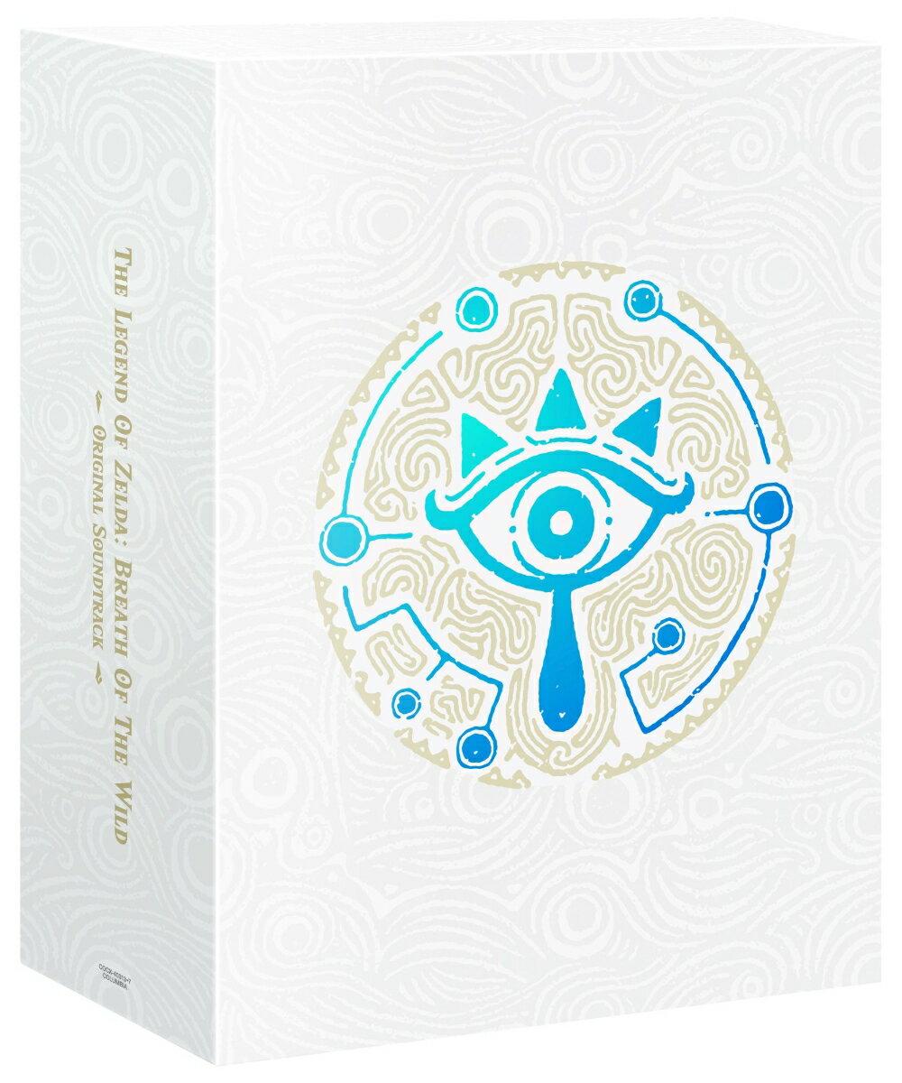 ゼルダの伝説 ブレス オブ ザ ワイルド オリジナルサウンドトラック (初回数量限定生産盤 CD+プレイボタン) [ (ゲーム・ミュージック) ]