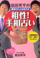 島田秀平の運命の人と出会える「相性!手相占い」