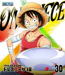 ONE PIECE ワンピース 17THシーズン ドレスローザ編 PIECE.30【Blu-ray】