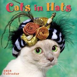 Cats in Hats 2018 Calendar