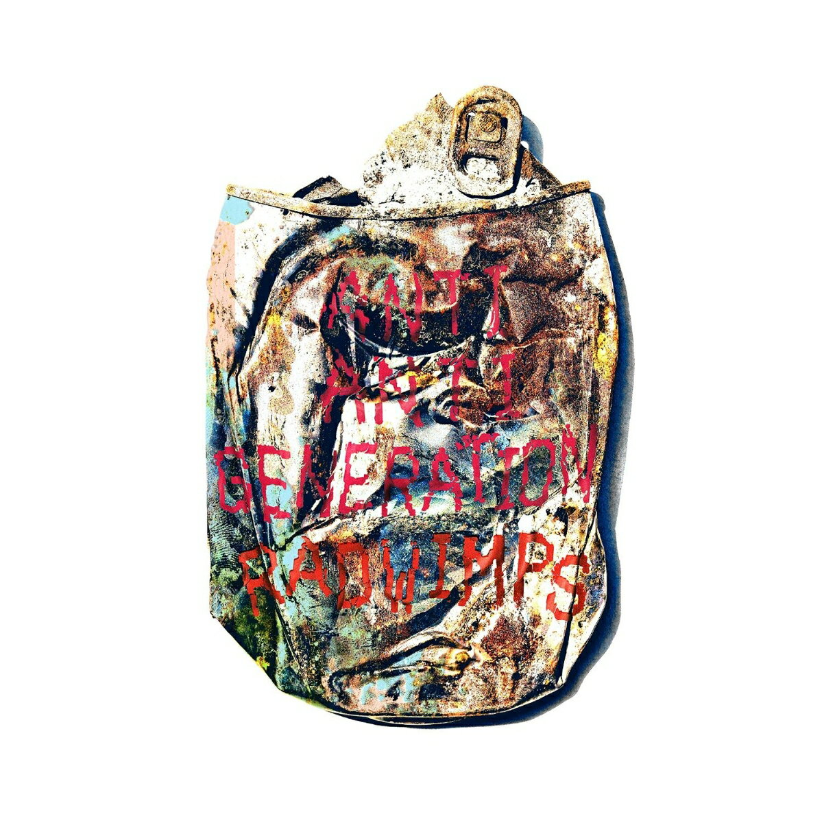ANTI ANTI GENERATION (初回限定盤 CD+DVD) [ RADWIMPS ]