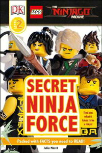 DKReadersL2:TheLego(r)Ninjago(r)Movie:SecretNinjaForceDKREADERSL2THELEGO(R)NINJ(DKReaders)[DK]
