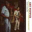 【輸入盤】Art Pepper Presents: West Coast Sessions Volume 1: Sonny Stitt (2CD) [ Art Pepper ]