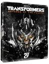 トランスフォーマー/リベンジ スチールブック仕様ブルーレイ(数量限定)【Blu-ray】 [ シャイア・ラブーフ ]