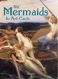 SIX_MERMAIDS_IN_ART_CARDS