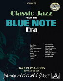 Jamey Aebersold Jazz -- Classic Jazz from the Blue Note Era, Vol 38: Book & 2 CDs