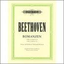 【輸入楽譜】ベートーヴェン, Ludwig van: ロマンス ト長調 Op.40、ヘ長調 Op.50/フレッシュ編