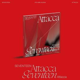 【先着特典】Attacca (Op.3)(「Attacca」リリース記念オンラインイベントCエントリーカード1枚) [ SEVENTEEN ]
