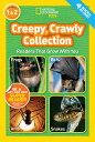 Creepy, Crawly Collection, Levels 1 & 2 NATL GEO KIDS CREEPY CRAWLY CO (National Geographic Kids) [ National…