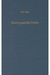 Nestroy_and_the_Critics