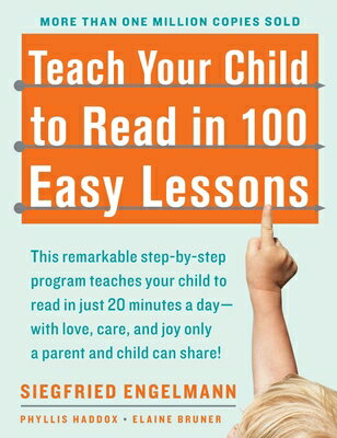 Teach Your Child to Read in 100 Easy Lessons TEACH YOUR CHILD TO READ IN 10 [ Phyllis Haddox ]