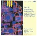【輸入盤】Verklarte Nacht / Metamorphosen: Bernius / Streicherakademie Bozen