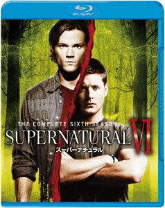 SUPERNATURAL 6 スーパーナチュラル <シックス・シーズン> コンプリート・セット【Blu-ray】 [ ジャレッド・パダレッキ ]
