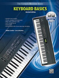 UltimateBeginnerKeyboardBasics:StepsOne&Two,Book&CD