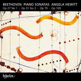 【輸入盤】ピアノ・ソナタ第17番『テンペスト』、第30番、第25番、第13番 アンジェラ・ヒューイット [ ベートーヴェン(1770-1827) ]