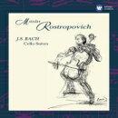 【輸入盤】無伴奏チェロ組曲全曲 ロストロポーヴィチ(2CD)