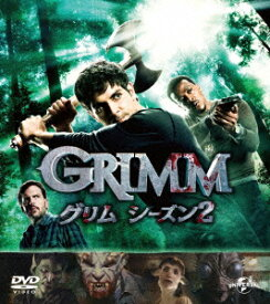 GRIMM/グリム シーズン2 バリューパック [ デヴィッド・ジュントーリ ]