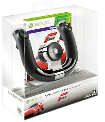 Xbox360 ワイヤレス スピード ホイール WITH Forza Motorsport 4