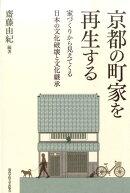京都の町家を再生する