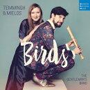 【輸入盤】『鳥〜バロック時代の標題音楽』 ミールズ、テミング&ザ・ジェントルマンズ・バンド