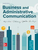 Gen Combo LL Business & Administrative Communication; Connect Access Card