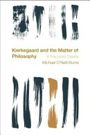 Kierkegaard & the Matter of Phpb