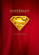 スーパーマン モーション・ピクチャー・アンソロジー スペシャル・バリューパック(7枚組)【初回限定生産】