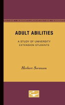 Adult Abilities: A Study of University Extension Students