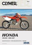 HONDA XR650R:2000-2007(P)