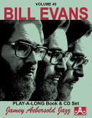 Jamey Aebersold Jazz -- Bill Evans, Vol 45: Book & CD