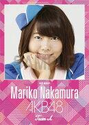 (卓上) 中村麻里子 2016 AKB48 カレンダー【生写真(2種類のうち1種をランダム封入)】【楽天ブックス独占販売】