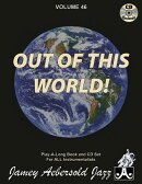 Jamey Aebersold Jazz -- Out of This World, Vol 46: Book & CD