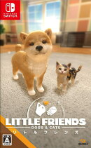 LITTLE FRIENDS - DOGS & CATS -