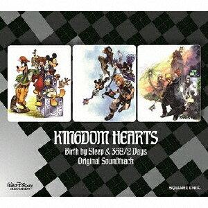 KINGDOM HEARTS Birth by Sleep & 358/2 Days オリジナル・サウンドトラック【Disneyzone】 [ (ゲーム・ミュージック) ]