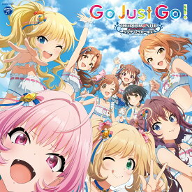 THE IDOLM@STER CINDERELLA GIRLS STARLIGHT MASTER GOLD RUSH! 01 Go Just Go! [ (ゲーム・ミュージック) ]