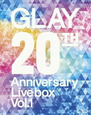 GLAY 20th Anniversary LIVE BOX VOL.1 【Blu-ray】