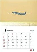 JAL「FLEET」(普通判) 2013 カレンダー