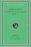 Description of Greece, Volume II: Books 3-5 (Laconia, Messenia, Elis 1)