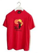 【Tシャツ】Norah Jones /Hat Red (M)_ts販