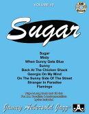 Jamey Aebersold Jazz -- Sugar, Vol 49: Book & CD