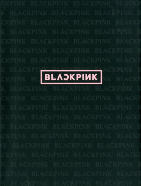BLACKPINK BLACKPINK公式PHOTO BOOK