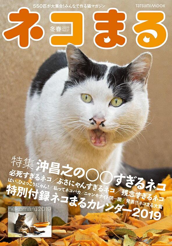 ネコまる 2019 冬春号 (タツミムック)