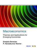 Macroeconomics: Theories and Applications for Emerging Economies