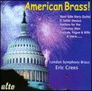 【輸入盤】American Brass!: Crees: London Symphony Brass