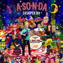 A・SO・N・DA LIVE CD [ カシオペアサード ]