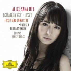 チャイコフスキー&リスト:ピアノ協奏曲第1番 リスト:コンソレーション第3番 [ アリス=紗良・オット ]