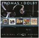 【輸入盤】5cd Original Album Series Box Set: Thomas Dolby