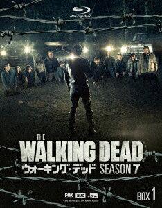 ウォーキング・デッド7 Blu-ray BOX-1【Blu-ray】 [ アンドリュー・リンカーン ]
